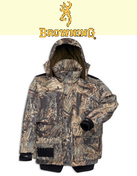 achat Manteau chasse browning
