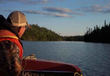 Trousse de secours pour un voyage de pêche - chasse