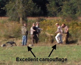 Ouverture chasse outarde 2009